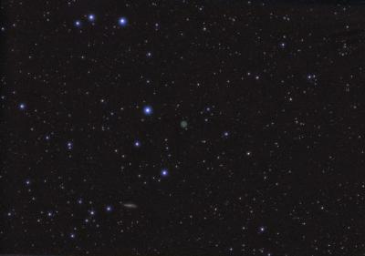 М97 и M108 - астрофотография