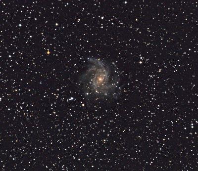 NGC 6946 - астрофотография