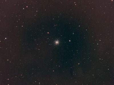 Шаровое звездное скопление М13 - астрофотография