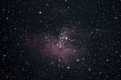 M16 Eagle - астрофотография