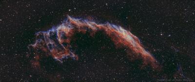 NGC6992 - астрофотография