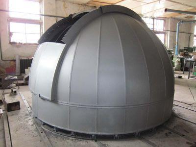 Купол обсерватории диаметром 3 метра - астрофотография