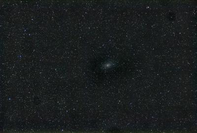 M33 - Triangulum Galaxy - астрофотография