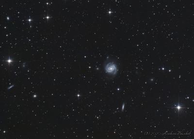 M100 - астрофотография