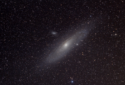 M31 - Andromeda Galaxy - астрофотография