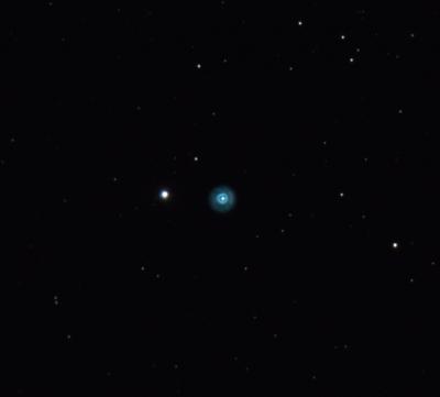 NGC 2392 - Eskimo Nebula - астрофотография