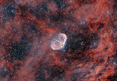 NGC6888 - астрофотография