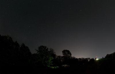 Южный вечер - астрофотография
