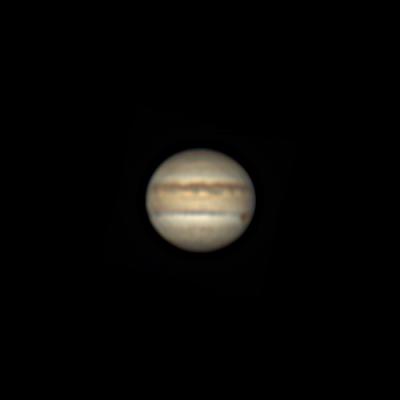 Jupiter - астрофотография