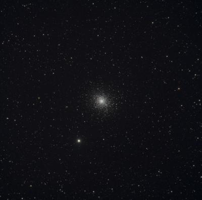 M 5 - астрофотография