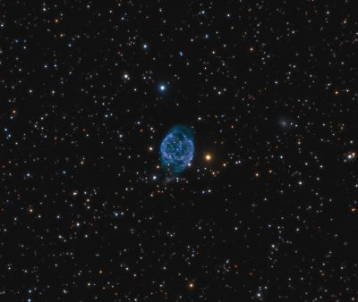 Abell 72 (PK 059+18.1) - астрофотография