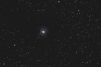 Iris Nebula (NGC 7023) - астрофотография