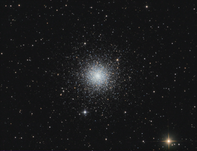 M3/NGC5272 (Globular) LRGB - астрофотография