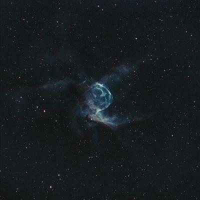 NGC 2359 - астрофотография