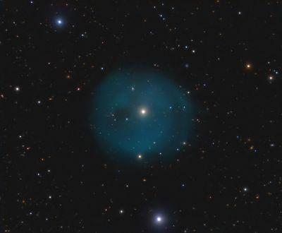 Longmore-Tritton 5 (LoTr5, PN G339.9+88.4) - астрофотография