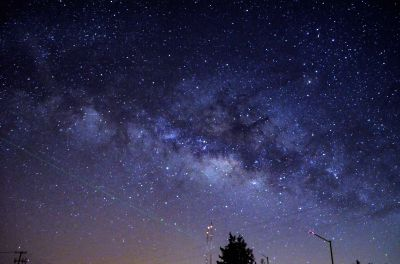 Milkyway - астрофотография