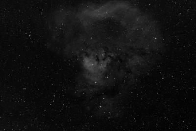 NGC7822 - астрофотография