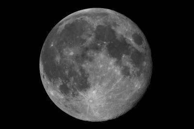Луна 22.03.2019 - астрофотография
