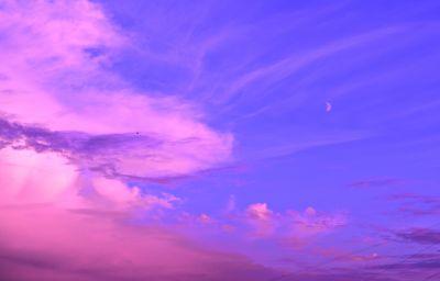Dreamer Moon - астрофотография