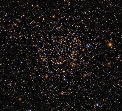 NGC7789 - астрофотография