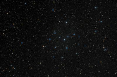 IC4665 - астрофотография