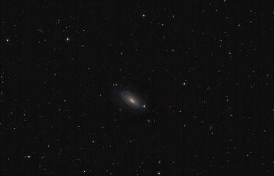 M63. Галактика Подсолнух. - астрофотография