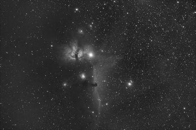 Альнитак и окрестности - астрофотография