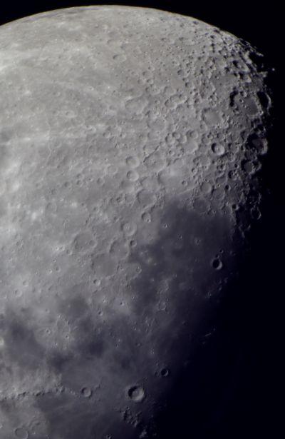 Клавий и его окрестности 19.06.2021 - астрофотография