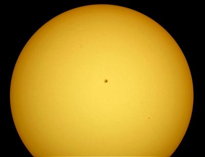 Sun (#2741, #2740) - астрофотография