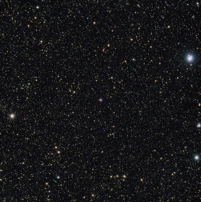 M 57 - астрофотография