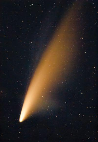 C/2020 F3 (NEOWISE) - астрофотография