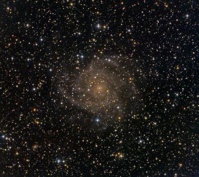 IC 342 - астрофотография