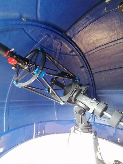 340мм астрограф - астрофотография