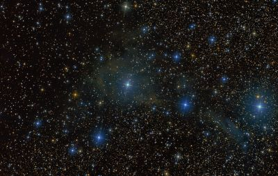 Vdb15 - астрофотография