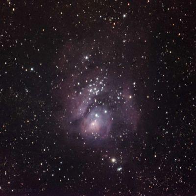 M8 - астрофотография