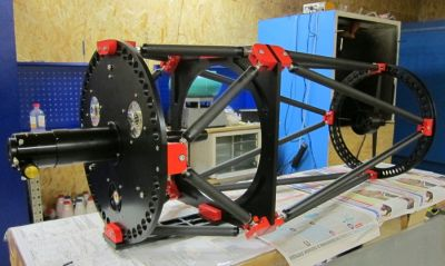 Телескоп системы Долла-Кирхема 360мм - астрофотография