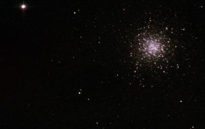 Скопление Геркулеса M 13. 22.08.2020 - астрофотография