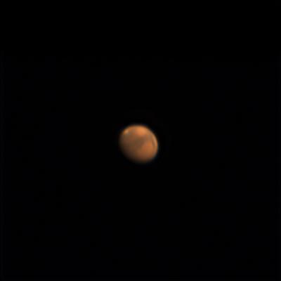 Mars - астрофотография