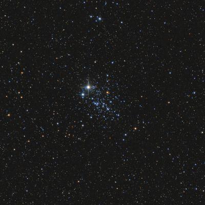 Owl Cluster - NGC457 - астрофотография