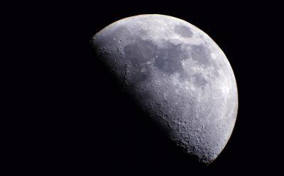Moon - астрофотография