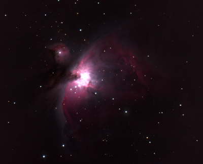 Orion Nebula 11-12-2020 - астрофотография