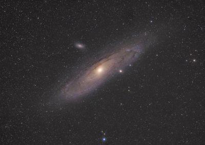 М31 - астрофотография