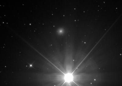 NGC 404 - Призрак Мирака - астрофотография