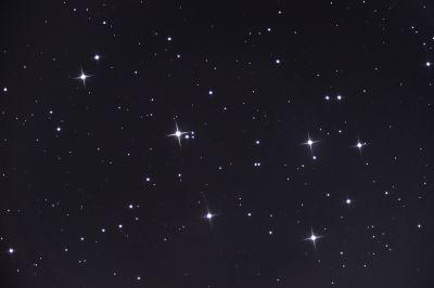 M45 - Pleiades - астрофотография