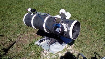 SW25012 - астрофотография