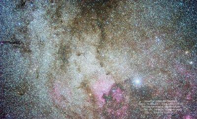 North America - астрофотография