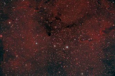 Ic1396 - астрофотография