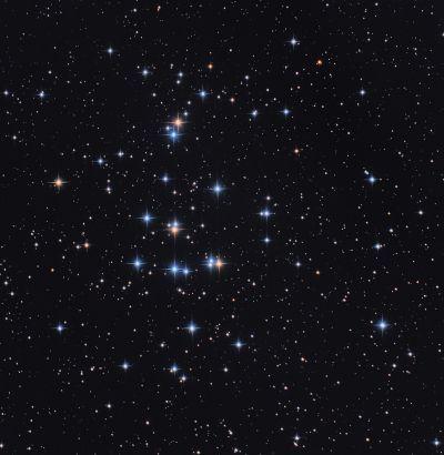 M44 - астрофотография