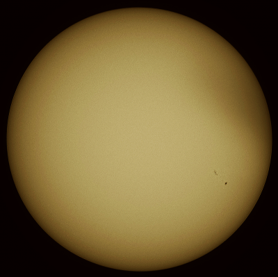 Sun - астрофотография