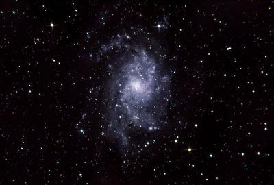 M33 Triangulum galaxy - астрофотография